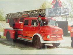 Langenhagenener Feuerwehrgeschichte